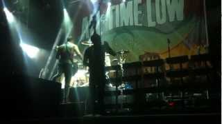 All Time Low: Dear Marie, Count Me In LIVE (HD)