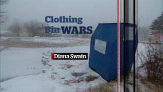 Clothing Bin Wars
