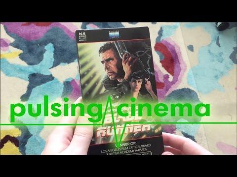 Pulsing Cinema Extra - Blade Runner Super VHS (SVHS) Pre-Record