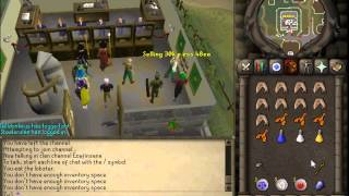 Runescape 2007 Otherworldly Beings Slayer Guide