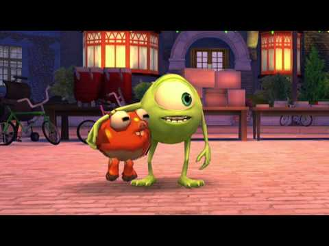 Monsters University App Trailer -- Available now for iOS / Android