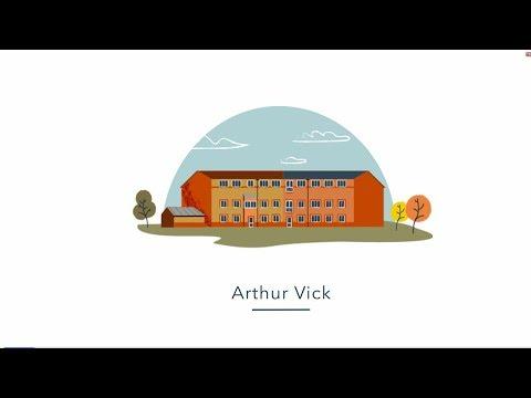 University Of Warwick Accommodation - Arthur Vick