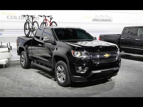 2016 Chevrolet Colorado High Country 4x4 Luxcarforview