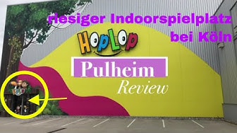 HopLop Indoorspielplatz Pulheim