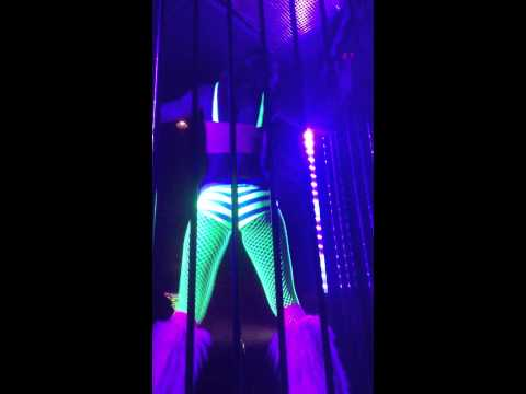 Atlantic city new jersey tropicana casino night club stripper
