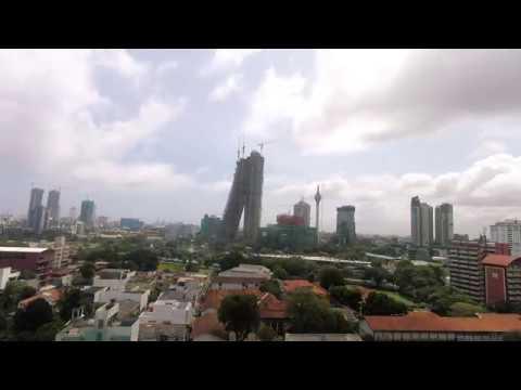 Colombo Sky  Timestamp Srilanka Gopro 5Session