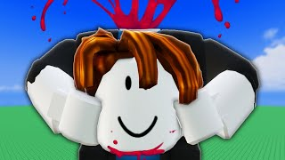 Roblox Is Way Too Bloody