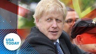 Boris Johnson named UK prime minister | USA TODAY