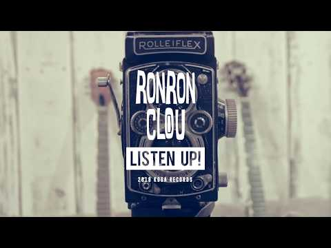 RON RON CLOU / Listen Up!【MV】