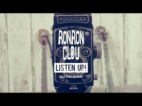 RON RON CLOU / Listen Up!【MV】