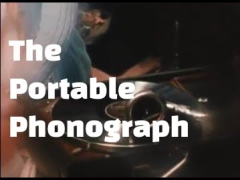 The Portable Phonograph - Apocalyptic Literature / Short Film