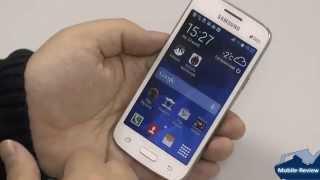 Видеообзор Samsung Galaxy Star Advance