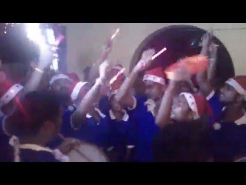 St.Thomas MarThoma Church carol song-#lungi dance #parody 2k15