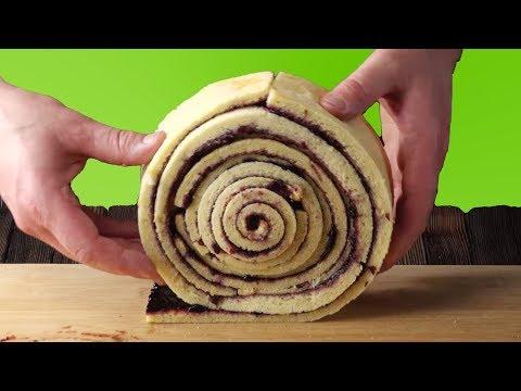 Внутри этого торта нас ждет сюрприз! Поразительный рецепт.