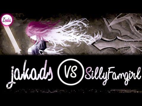 jakads VS SillyFangirl  Kurokotei - Scattered Faith Catastrophic Trust - osumania