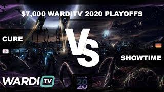 Cure vs ShoWTimE (TvP) - $7,000 WardiTV 2020 Semifinals
