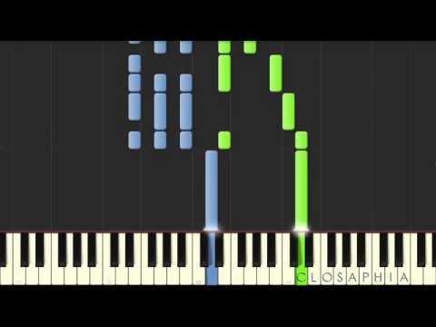 Bastille - Icarus Piano Tutorial & Midi Download