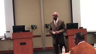Mr. Harold Clarke, Director, Virginia Department of Corrections Part 1