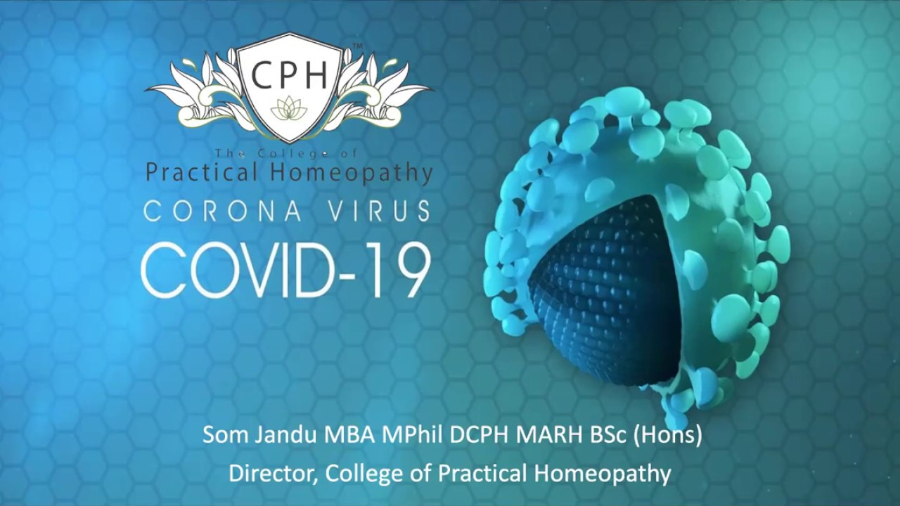 Corona Virus & Homeopathy with Som Jandu