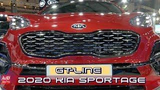 2020 Kia Sportage GT-Line Extreme 1.6 CRDI - Exterior And Interior - 2019 Automobile Barcelona