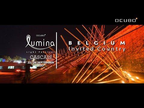 Lumina Light Festival 2017 | Invited Country: Belgium