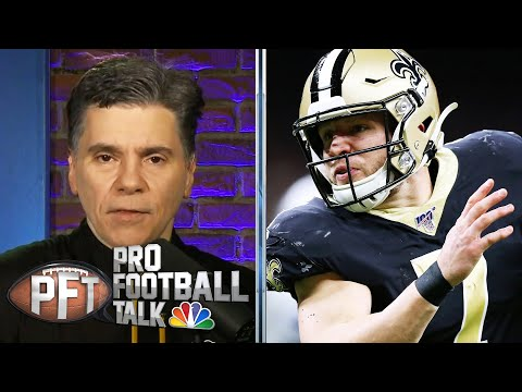 New Orleans Saints need to figure out what to do with Taysom Hill | Pro Football Talk | NBC Sports
