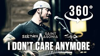 I Don't Care Anymore - The VR Sessions (ft. Adam Gontier)
