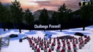 Amped 3 Xbox 360 Gameplay - X05: Cool Mini-Games