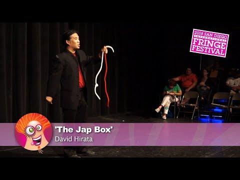 SD Fringe Show Highlight: 'The Jap Box'
