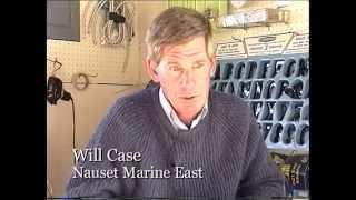 1991 Hurricane Bob and Will Case of Nauset Marine