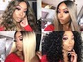 JANET COLLECTION WIG COLLECTION LOOKBOOK!