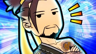 Overwatch | 23 Fast Facts About Hanzo