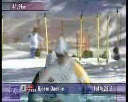 Bjørn Dæhlie: 5-mila Nagano 1998