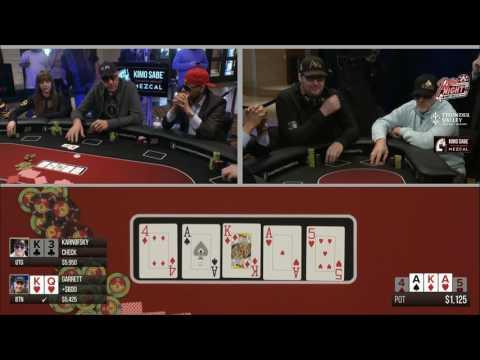 Livestream | 01-29-17 | Thunder Valley Casino Resort - Lincoln, CA | Poker Night in America