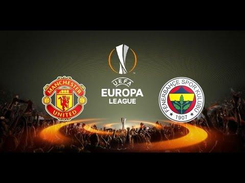 FIFA 17 / CZ / Evropská liga - Manchester United vs. Fenerbahçe Istanbul + FACECAM !!!