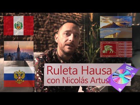 Ruleta Hausa - hoy: Nicolás Artusi