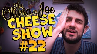 GRILLED Cheese...Literally! - Halloumi - (O&J Cheese Show - #22)