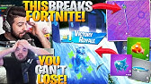 HEAL in Storm FOREVER! The *NEW* META for FREE Wins! (Fortnite Battle Royale Chapter 2)