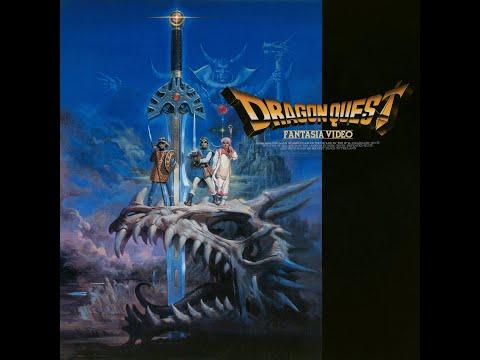 [1988] Dragon Quest Fantasia Video - Full Laserdisc Rip