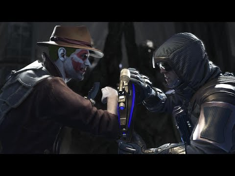 Injustice 2 : Joker Vs Captain Cold - All Intro/Outros, Clash Dialogues, Super Moves