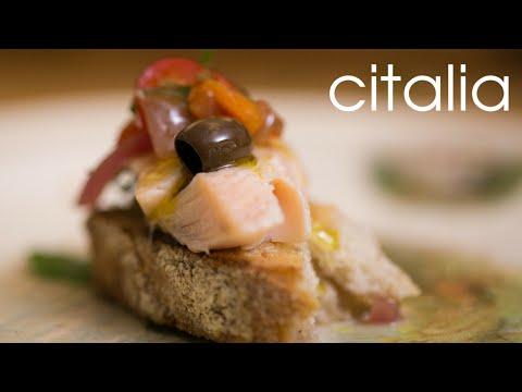 Gennaro Contaldo's Marinated Freshwater Fish Recipe | Citalia