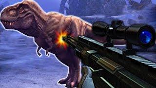Tyrannosaurus Rex Vs Sniper - Dino Hunter Deadly Shores