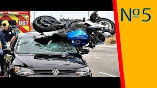 🔞Жесткие аварии🔞 мотоциклистов июнь 2018 года/#авариинадорогах/#crash in russia