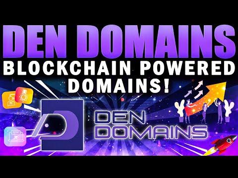 Den Domains - Blockchain based Decentralized Domain marketplace!
