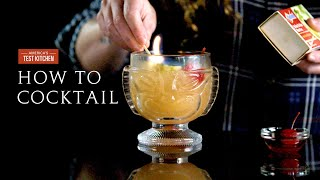 How to Cocktail: Scorpion Cup