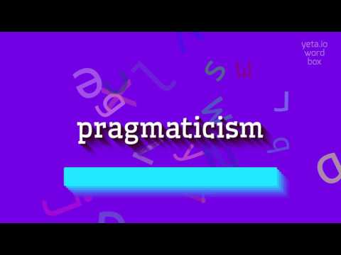 "How to say ""pragmaticism""! (High Quality Voices)"