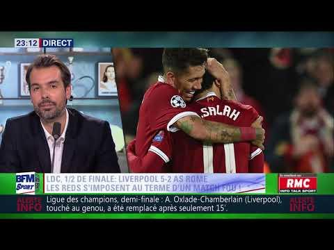 After Foot du mardi 24/04 – Partie 2/4 - Débrief de Liverpool/AS Rome (5-2)