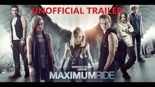 Maximum Ride - UNOFFICIAL TRAILER (2016 film) School Project