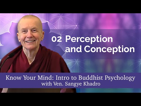 02 Know Your Mind: Perception and Conception 06 19 21