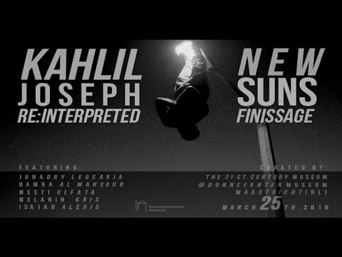 Kahlil Joseph NEW SUNS x Melanin Kris